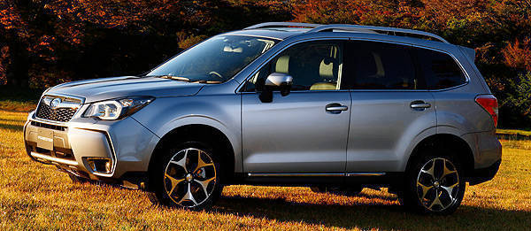 TopGear.com.ph Philippine Car News - All-new Subaru Forester now on sale in Japan