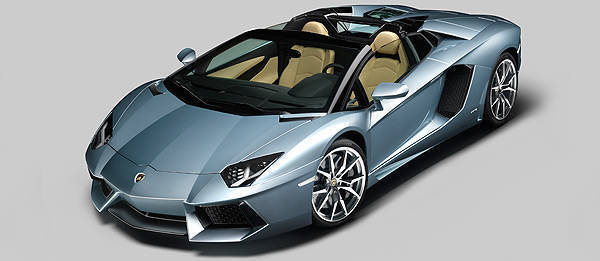 TopGear.com.ph Philippine Car News - Lamborghini debuts Aventador roadster