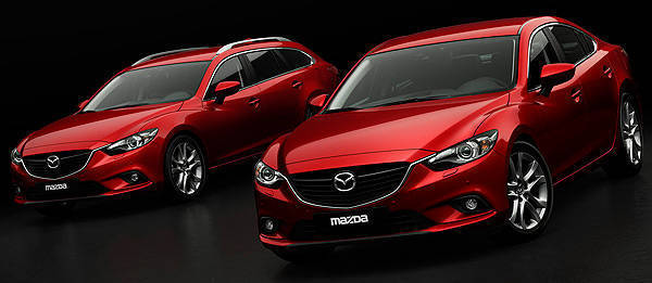 TopGear.com.ph Philippine Car News - All-new Mazda 6 is coming next year
