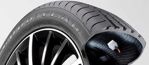 TopGear.com.ph Philippine Car News - Goodyear's self-inflating tire named as one of Time magazine's best inventions of 2012