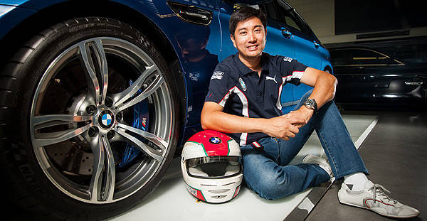TopGear.com.ph Philippine Car News - TRS' JP Tuason is Philippines' first BMW M-Certified Driver Trainer
