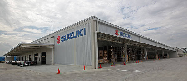 TopGear.com.ph Philippine Car News - Suzuki PH inaugurates new motorcycle plant