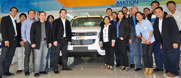 TopGear.com.ph Philippine Car News - Chevrolet PH opens Nueva Ecija dealership