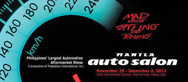 TopGear.com.ph Philippine Car News - Sixth Manila Auto Salon to be staged from November 29 to