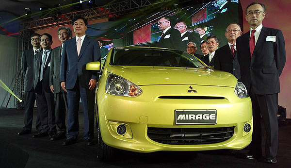 TopGear.com.ph Philippine Car News - What features does the Mitsubishi Mirage come with?