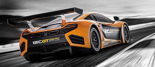 TopGear.com.ph Philippine Car News - McLaren confirms limited production of 12C GT Can-Am Edition