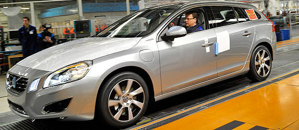 TopGear.com.ph Philippine Car News - Volvo begins production of world's first diesel plug-in hybrid
