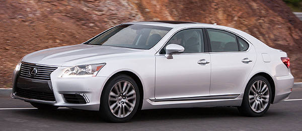TopGear.com.ph Philippine Car News - Lexus Manila prices updated LS over P300,000 more than pre-facelift model