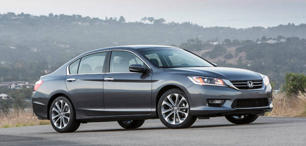 Honda PH to launch all-new Accord first quarter of 2013