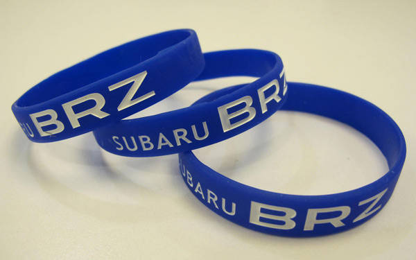 Subaru BRZ baller bands