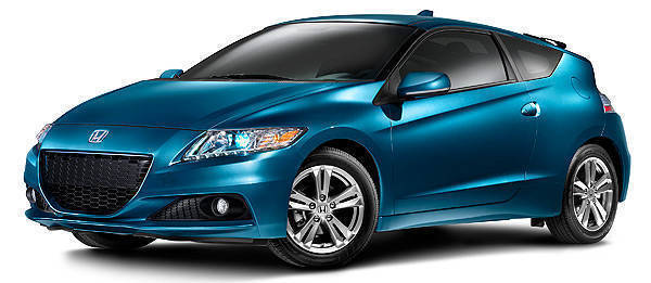 TopGear.com.ph Philippine Car News - Honda PH president confirms CR-Z's sale