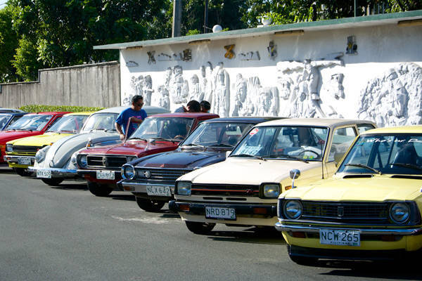 Old School Pilipinas and Old Schooler Auto Club