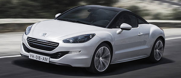 TopGear.com.ph Philippine Car News - Updated Peugeot RCZ to go on sale in Europe in January 2013