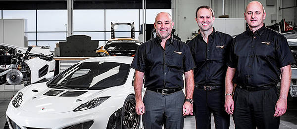 TopGear.com.ph Philippine Car News - McLaren GT recruits key personnel from F1 teams