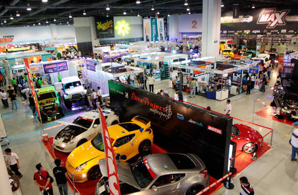 Manila Auto Salon 2012: Five compelling reasons to visit