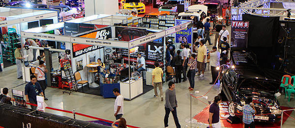 TopGear.com.ph Philippine Car News - Manila Auto Salon: Thieves now preying on show's visitors, exhibitors