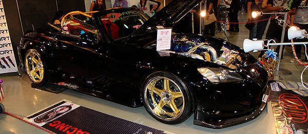 TopGear.com.ph Philippine Car News - Manila Auto Salon: Honda S2000, Porsche Carrera S bag 'Best of Show' car awards