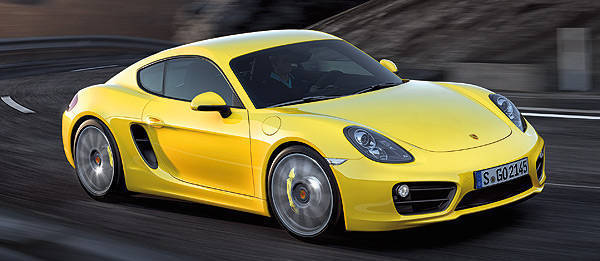 TopGear.com.ph Philippine Car News - Porsche launches all-new Cayman