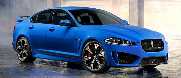 TopGear.com.ph Philippine Car News - Jaguar reveals high-performance XFR-S