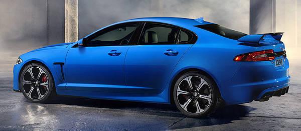 TopGear.com.ph Philippine Car News - Jaguar reveals high-performance XFR-S