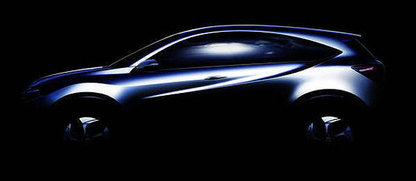 TopGear.com.ph Philippine Car News - Honda to debut compact 'urban SUV concept' at 2013 Detroit Auto Show