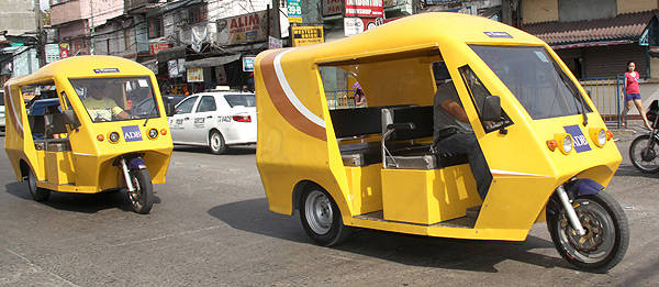 TopGear.com.ph Philippine Car News - ADB to loan PH $300M to replace 100K gas-powered tricycles with e-trikes