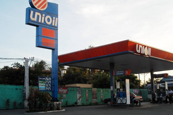 Unioil fuel station