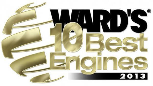 Ward's 10 Best Engines