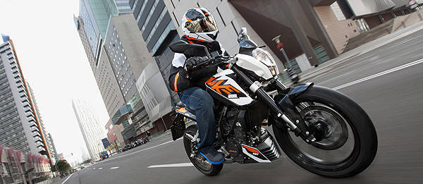 TopGear.com.ph Philippine Car News - KTM Philippines launches Duke 200