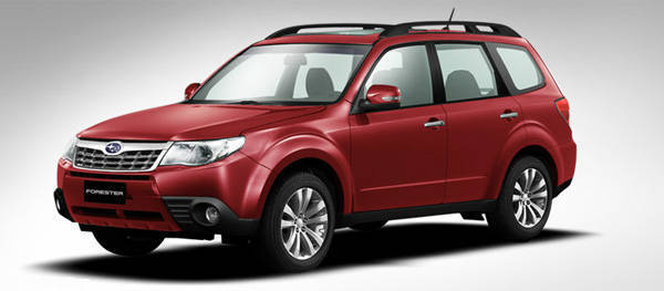 Subaru PH on target to end 2012 with sale of 1,800 units