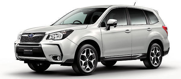 TopGear.com.ph Philippine Car News - All-new Subaru Forester posts over 8,000 unit sales in Japan