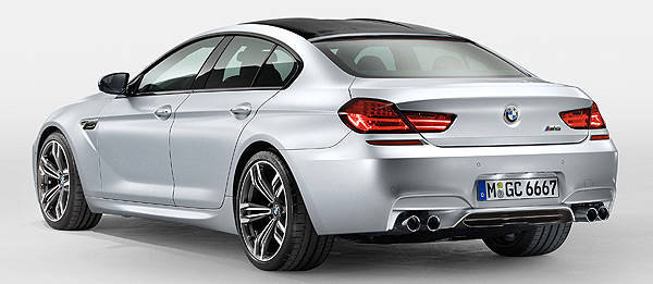TopGear.com.ph Philippine Car News - BMW reveals third M6 model is Gran Coupe
