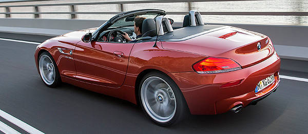 TopGear.com.ph Philippine Car News - BMW updates Z4 roadster