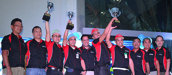 TopGear.com.ph Philippine Car News - Honda Cars PH conducts its 12th National Technicians' contest