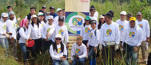 TopGear.com.ph Philippine Car News - Honda PH celebrates third year of its reforestation program