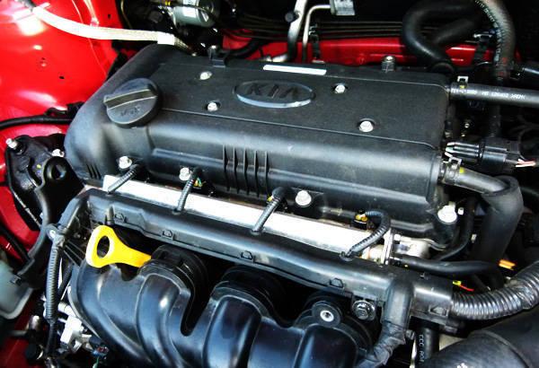 Kia Rio 1.4 Engine