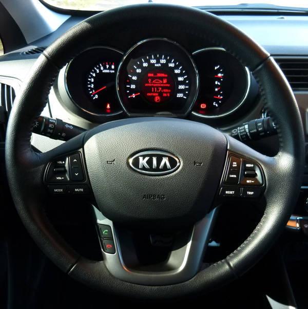 Kia Rio 1.4 Extra Features