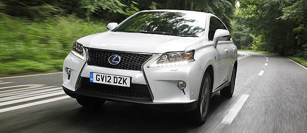 TopGear.com.ph Philippine Car News - Lexus global hybrid sales pass 500,000-unit mark