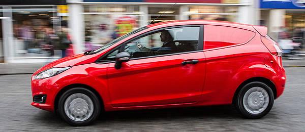 TopGear.com.ph Philippine Car News - Ford makes Fiesta-based van