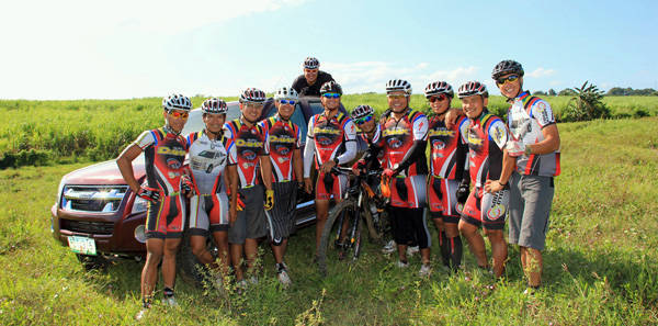 Isuzu D-Max Cycling Team scores race victories, welcomes new members