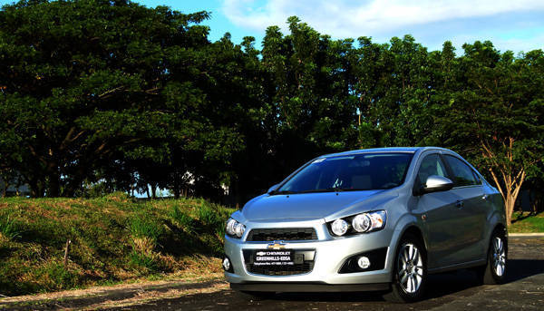 Review: Chevrolet Sonic