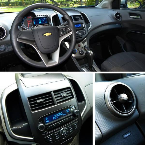 Chevrolet Sonic - Interior
