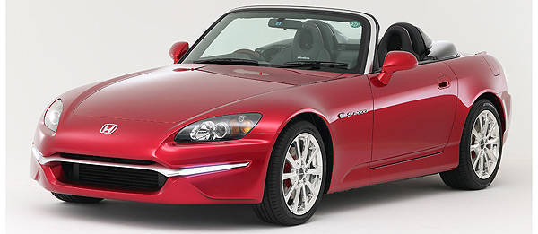 TopGear.com.ph Philippine Car News - Honda to exhibit S2000-based concept model at Tokyo Auto Salon