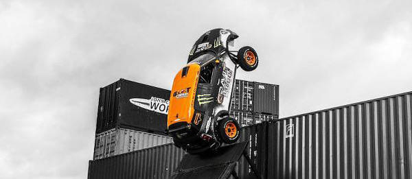 TopGear.com.ph Philippine Car News - Mini attempts to backflip a heavily-modified Countryman