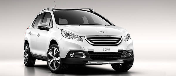TopGear.com.ph Philippine Car News - Peugeot reveals 2008 crossover