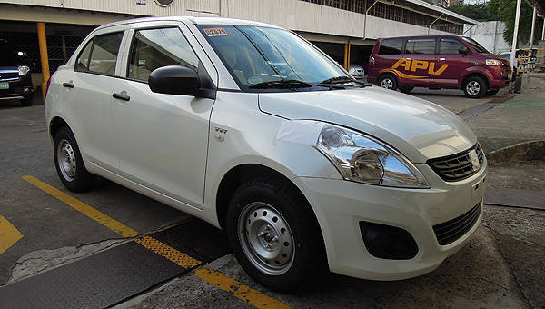 TopGear.com.ph Philippine Car News - Suzuki PH to bring in Swift-based sedan