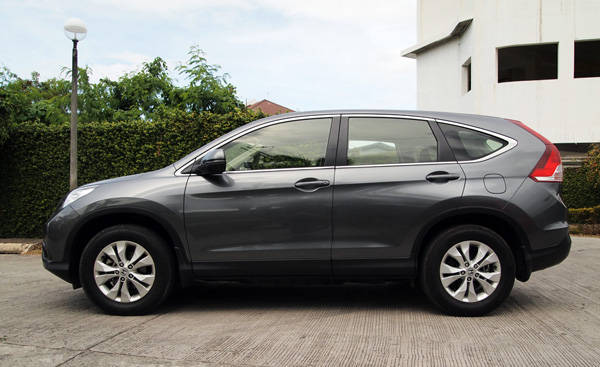 Honda Cr V 2 4 Sx Review Specs Performance Price Top Gear