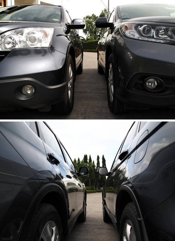 Honda CR-V Styling