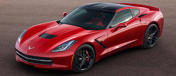 TopGear.com.ph Philippine Car News - Detroit 2013: Chevrolet reveals all-new Corvette