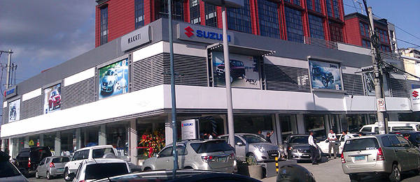 TopGear.com.ph Philippine Car News - Suzuki PH opens country's first automobile & motorcycle dealership